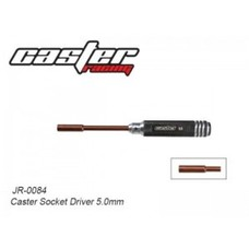 Caster Racing JR-0084 - Caster Racing 5.0mm Nut Driver Tool