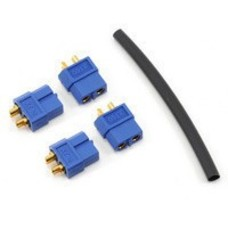 "ProTek PTK-5028 - ProTek RC 3.5mm ""TruCurrent"" XT60 Polarized Battery Connectors (4 Female)"