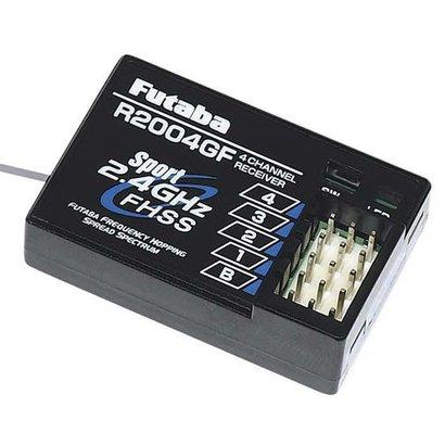 Futaba FUTL7617 - Futaba R2004GF 4-Channel FHSS Receiver