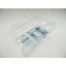 "Axial AX31267 - Axial Jeep NuKizer 715 Body .04"" Clear"
