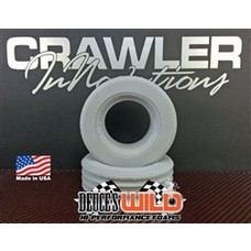 Crawler Innovations CWR-3004 - Crawler Innovations Deuces Wild Single Stage 1.9 Pitbull Mad Beast Foam Pair (2)