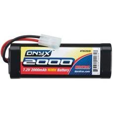 Duratrax DTXC2035 - Duratrax NiMH Onyx 7.2V 2000mAh Stick Std Plug