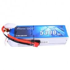 Gens Ace GA-B-45C-5300-3s1P - Gens Ace 5300 mAh 11.1V 45C Lipo Battery