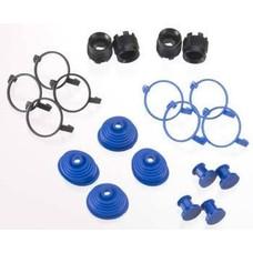 Traxxas TRA5378X - Traxxas Pivot Ball Caps (4) Dust Boots Rubber (4)