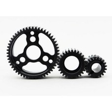 Hot Racing SSCP1000X - Hot Racing Super Light Duty Steel Gear Set SCX-10 Wraith AX10