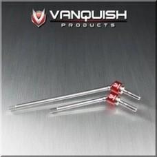 Vanquish VPS07370 - Vanquish Wraith/AX10 VVD V1-HD 4MM Stubs