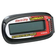 Great Planes GPMM3210 - Great Planes Electrifly Cellmatch Lipo Checker Balancer