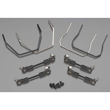 Traxxas TRA6898 - Traxxas Sway Bar Kit Slash 4x4