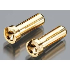 TQ TQ2507 - TQ Wire 5mm Bullet Connector 6-Point Standard Top
