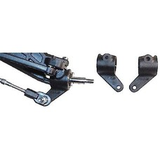 RPM R/C Products RPM80372 - RPM Products Front Bearing Carriers for Traxxas Slash 2wd, Nitro Slash, e-Rustler & e-Stampede 2wd