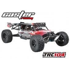 Caster Racing TRC104 - Caster Racing 1/10th TRC104 Rock Racer
