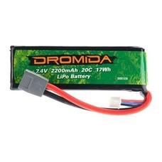 Dromida DIDE1235 - Dromida LiPo 2S 7.4V 2200mAh XL 370