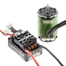 Castle Creations CSE010-0161-00 - Castle Creations Mamba X SCT Pro ESC/1410-3800kV Motor
