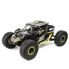 Losi LOS03009T1 - Losi 1/10 Rock Rey 4WD RTR with AVC, Yellow