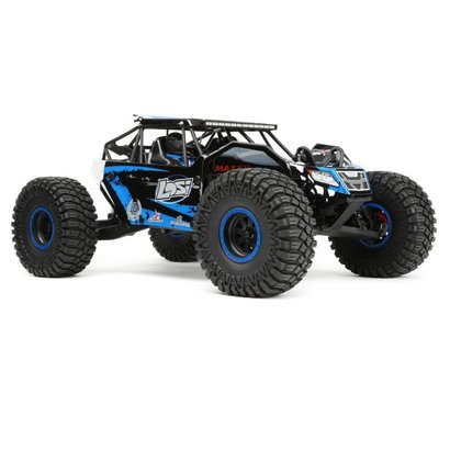 Losi LOS03009T2 - Losi 1/10 Rock Rey 4WD RTR with AVC, Blue