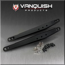 Vanquish VPS07350 - Vanquish Yeti Rear Trailing Arms - Black