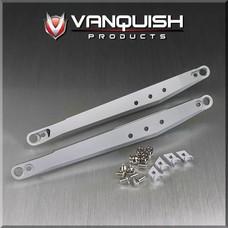 Vanquish VPS07351 - Vanquish Yeti / RR10 Rear Trailing Arms - Silver