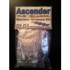 Team KNK KNKASCENDERKIT - Team KNK Vaterra Ascender Screw Kit (204 pieces)
