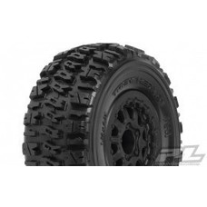 "Proline Racing PRO1190-13 - Pro-Line Trencher X SC 2.2""/3.0"" M2 (Medium) Tires Mounted"