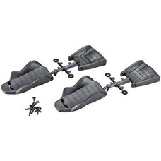 Axial AX80090 - Axial Corbeau LG1 Seat Black (2)