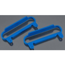 RPM R/C Products RPM80625 - RPM Nerf Bars for the Traxxas Slash & Slash 4x4 (blue)