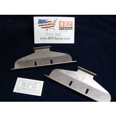 """BPC BPCRCKSLD - BPC Rock Sliders Axial SCX-10 Wide 2.125"""""""
