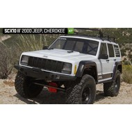 Axial AX90046 - Axial SCX10 II 2000 Jeep Cherokee 1/10th Scale Kit