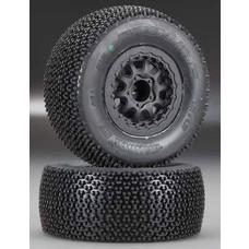 "Proline Racing PRO1176-16 - Pro-Line Caliber 2.0 SC 2.2""/3.0"" M3 Tires Mntd Slash"