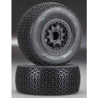 "Proline Racing PRO1176-16 - Pro-Line Caliber 2.0 SC 2.2""/3.0"" M3 Tires Mntd Slash"