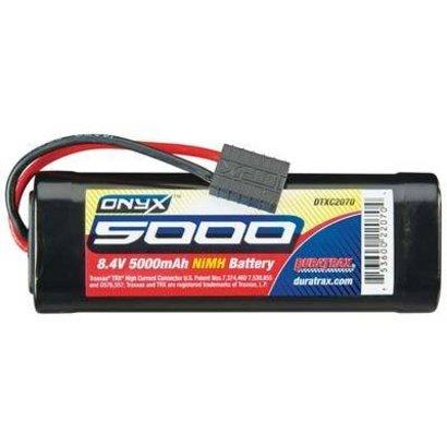 Duratrax Duratrax Onyx NiMH 7-Cell 8.4V 5000mAh Hump Traxxas - DTXC2070