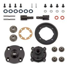 Team Associated ASC92074 - Team Associated Gear Diff Kit Center RC10B64D
