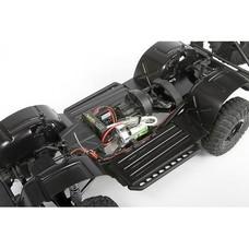 """Axial AX31150 - Axial SCX10 Wheel Wells .04"""" Clear"""