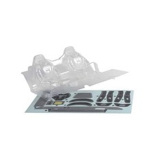 "Axial AX31328 - Axial Interior Set .040"" Clear RR10"