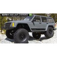 Axial AX90047 - Axial 1/10 SCX10 II Jeep Cherokee 4x4 RTR