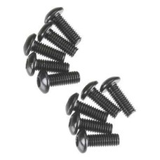 Axial AXA114 - Axial Hex Socket Button Head M3x8mm Black Oxide (10)
