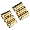 Castle Creations CCBULLET6.5MM - Castle Creations 6.5mm Bullet Connector 13G/8G 200A (3)