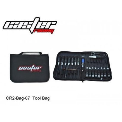 Caster Racing CR2-BAG-07 - Caster Racing Tool Case