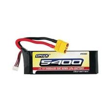 Duratrax DTXC2004 - Duratrax Onyx LiPo 3S 11.1V 5000mAh 50C Soft Case XT90