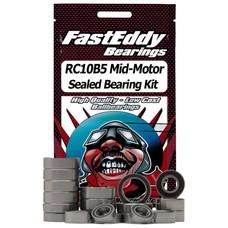 Fast Eddy Fast Eddy Bearings Team Associated RC10 B5M Rubber Sealed Bearing Kit Mid Motor Bearing Kit