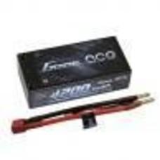 Gens Ace GA-B-60C-4200-2S2P-HARDCASE-29 - Gens ace 4200mAh 7.4V 60C 2S2P HardCase Lipo Battery Shorty Pack