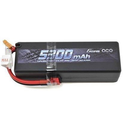 Gens Ace GA-B-50C-5300-3S1P-HardCase-15 - Gens Ace 5300mah 3S 50c Hard Case