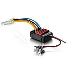 HobbyWing HWI30120000 - HobbyWing Quicrun 1625 Brushed ESC (1/18, 1/16)