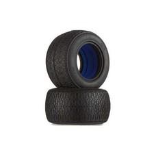 """JConcepts JCO3079-01 - JConcepts Dirt Webs Blue Compound (2.2"""" Truck Wheel)"""