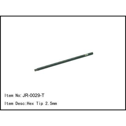 Caster Racing JR-0029-T Caster RAcing 2.5mm Hex Tip