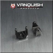 Vanquish VPS04461 - Vanquish SCX-10 Axle Shock Link Mount - Black