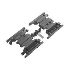 Axial AX31379 - Axial Skid Plates SCX10 II