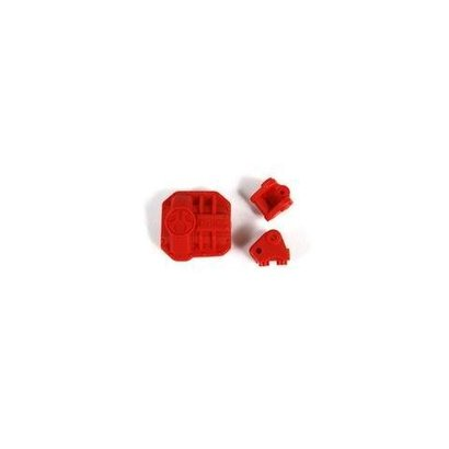 Axial AX31384 - Axial AR44 Differential Cover/Link Mounts Red