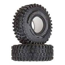 Proline Racing PRO10128-14 - Pro-Line  Hyrax 1.9 G8 Rock Terrain Tires Fr/Re (2)