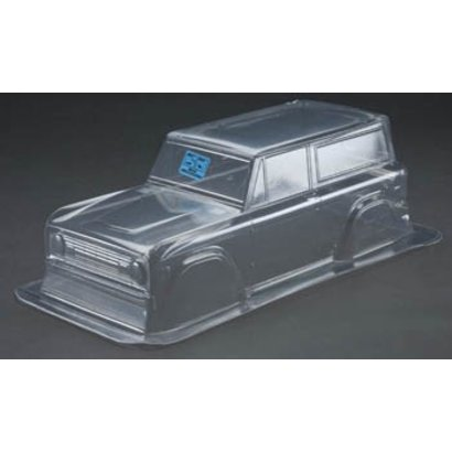 Proline Racing PRO3313-60 - Pro-Line '73 Ford Bronco CGR Clear Body Only