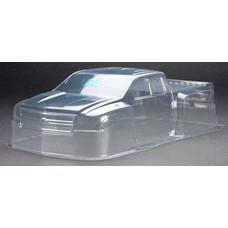 Proline Racing PRO3385-00 - Pro-Line Chevy Silverado HD Clear Body Slash/4x4